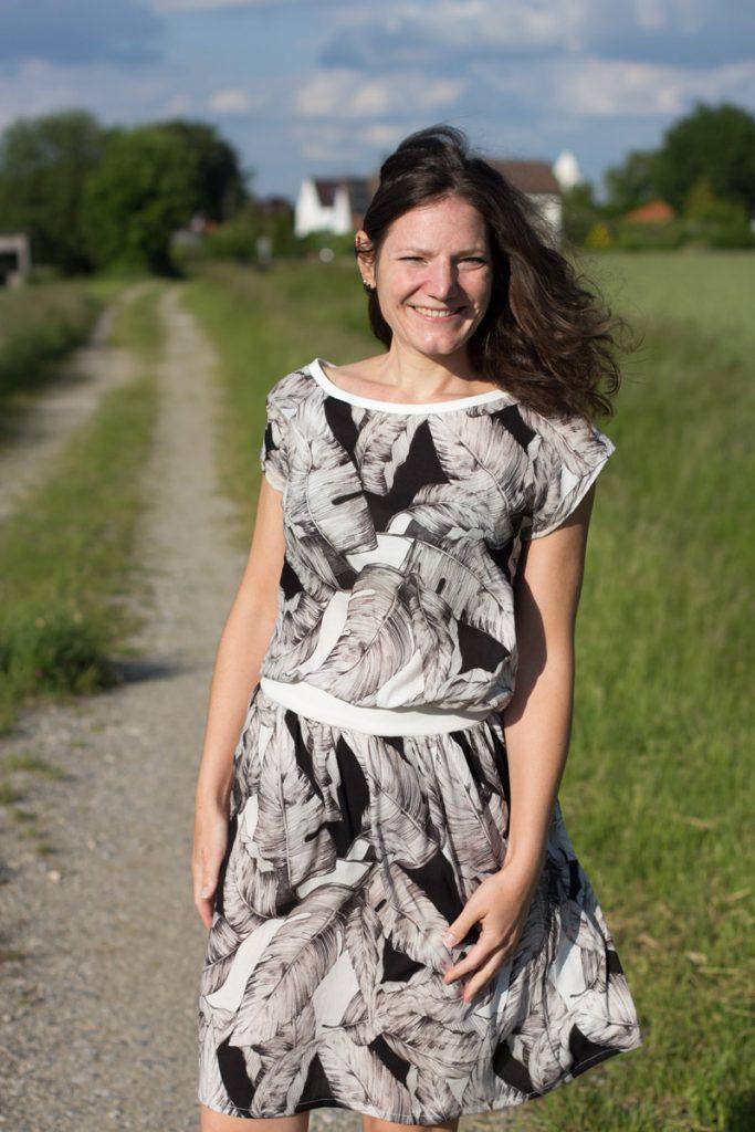 Kleid aus Tencel