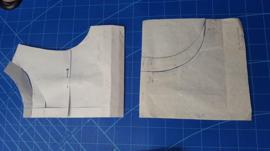 schnittmuster-einhornkleid